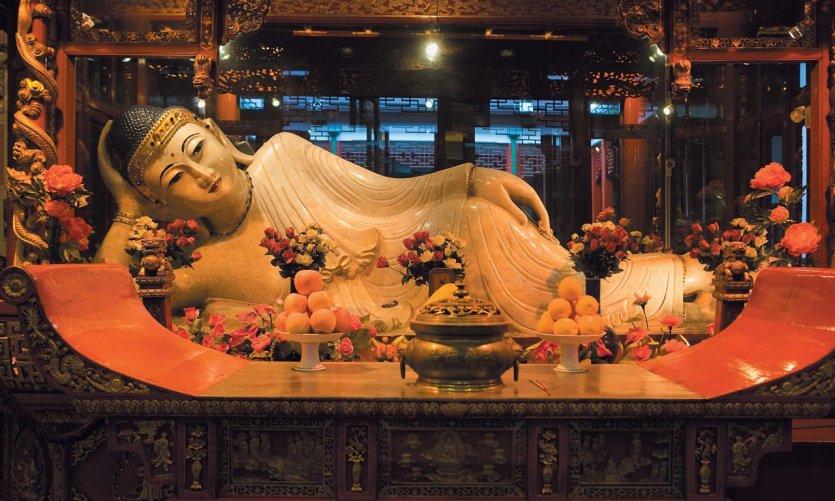 Temple du Bouddha de Jade.