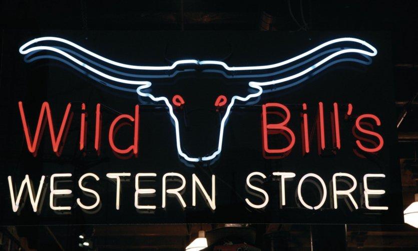 Chez Wild Bill, santiags et costumes sont faits sur mesure.