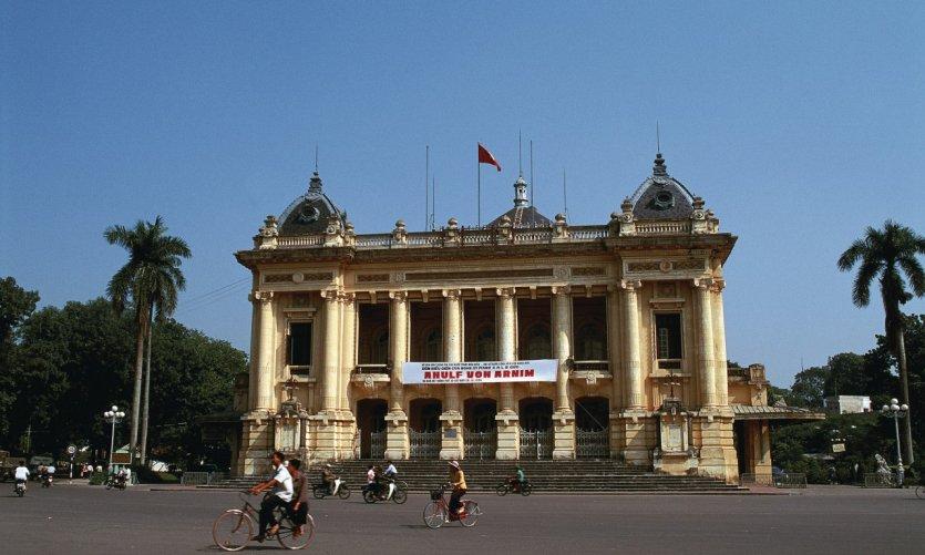 Opéra d'Hanoi.