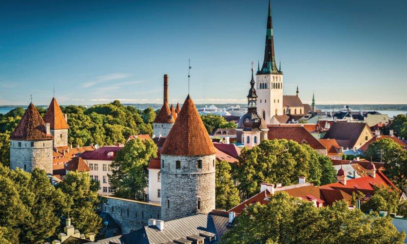 Découverte de l'Estonie