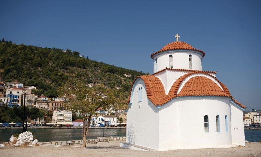 Église de Gythio.