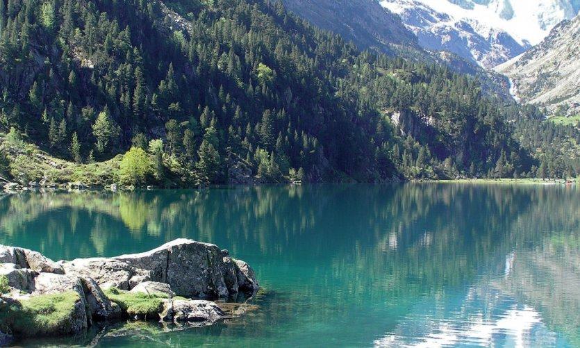 Le lac de Gaube - Cauterets