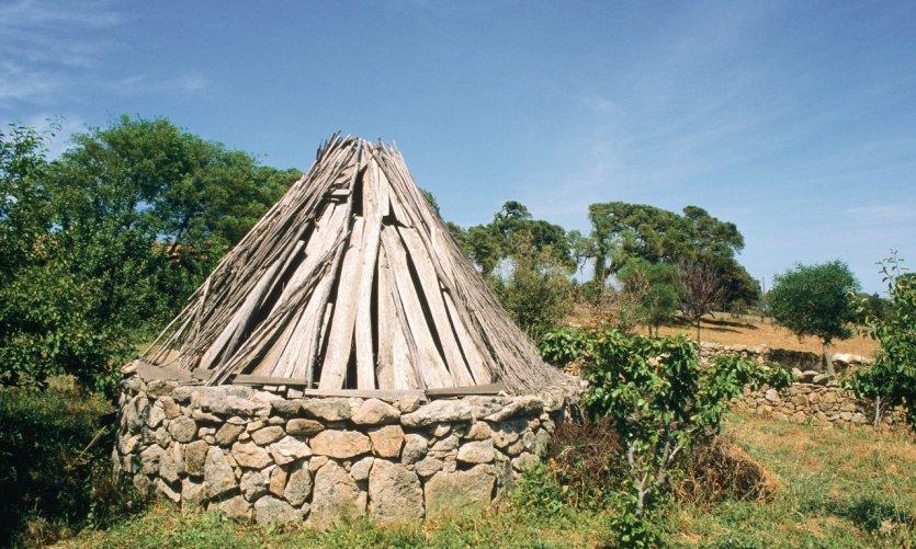 Cuile (cabane de berger).