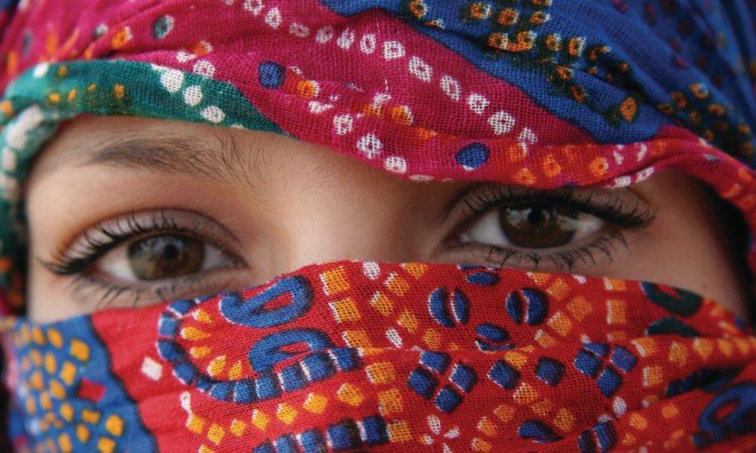 Portrait marocain.