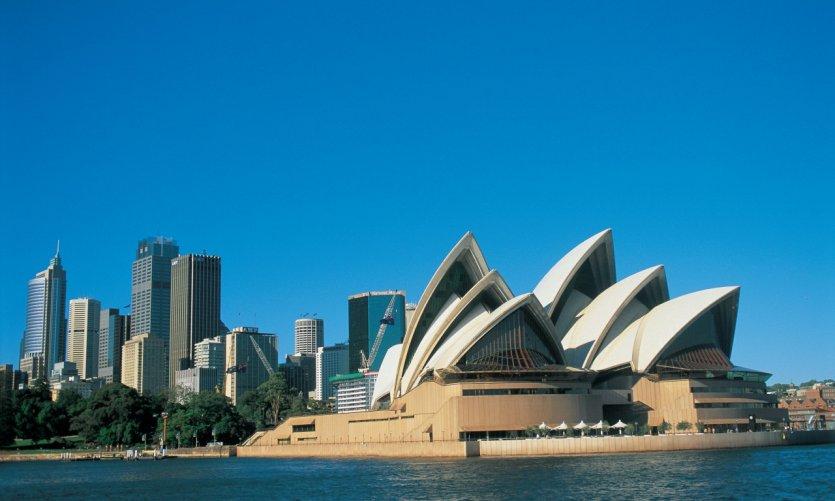Opéra de Sydney.