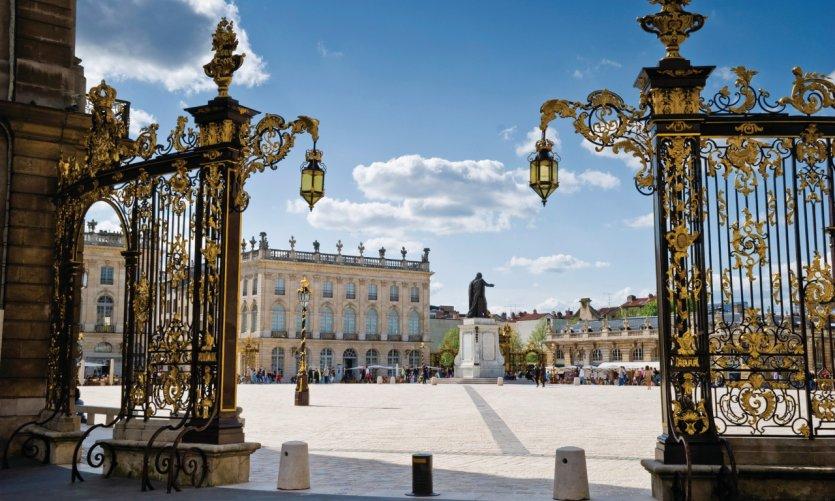 La célèbre place Stanislas, Nancy.