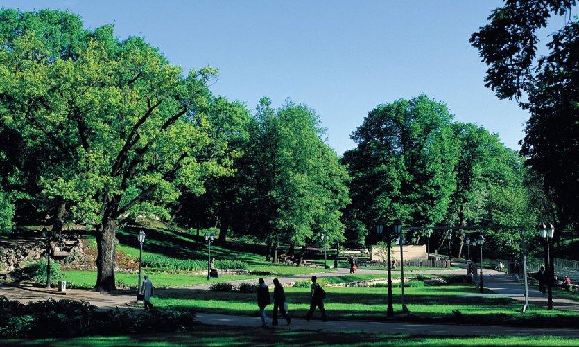 Parc Basteljkalns.