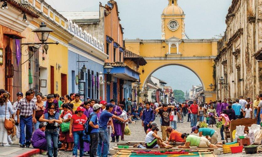 Un breve tour de Guatemala