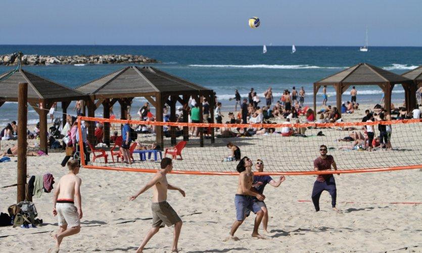 Beach volley sur toutes les plages!