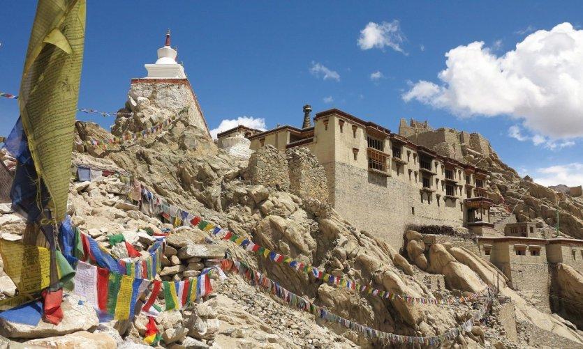 <p>Monastery of Shey.</p>