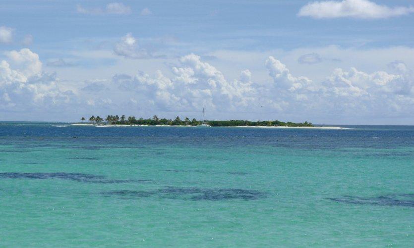 Tobago Cays.