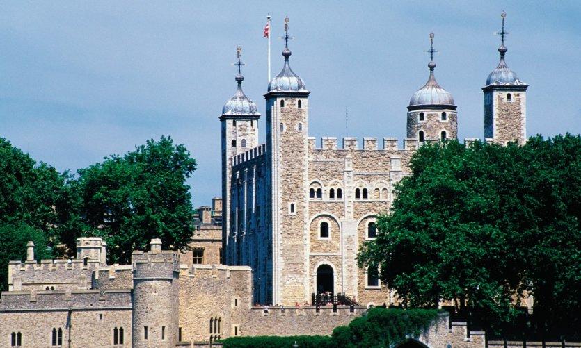 Tower of London, quartier de La City.
