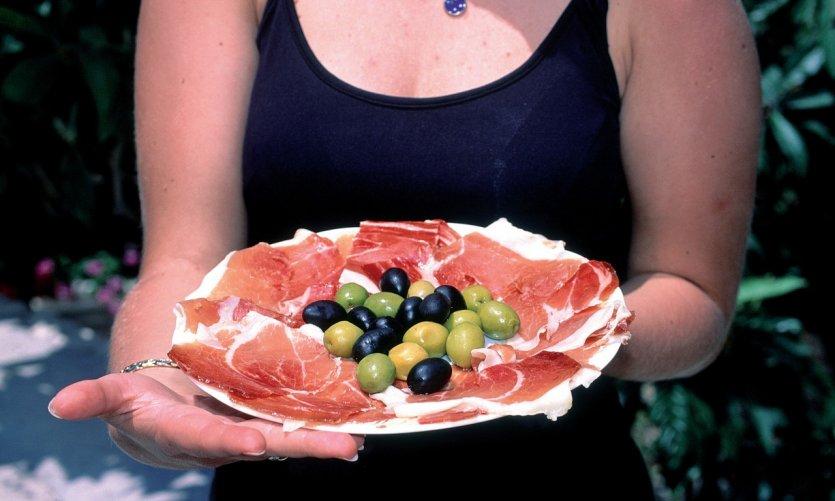 Cuisine de l'île de Hvar.