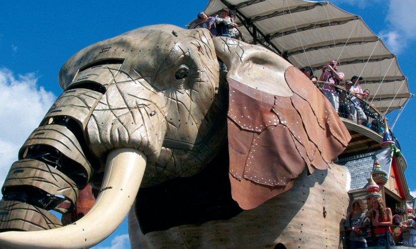Le Grand Eléphant - Nantes