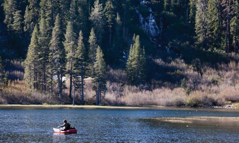 Mammoth Lakes.
