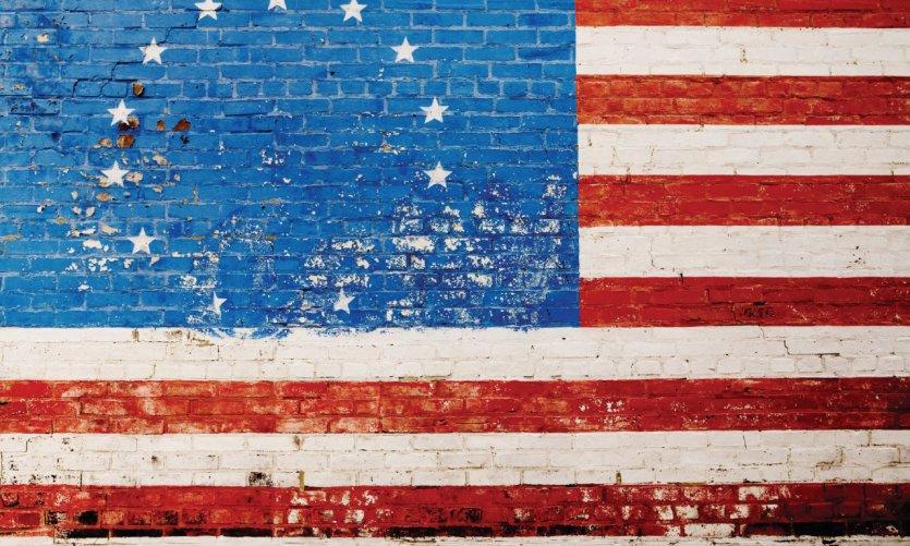 Peinture sur les murs de Philadelphie.