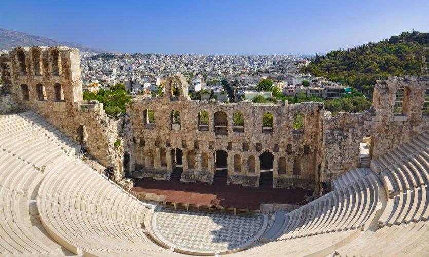 Une semaine à Athènes et ses environs