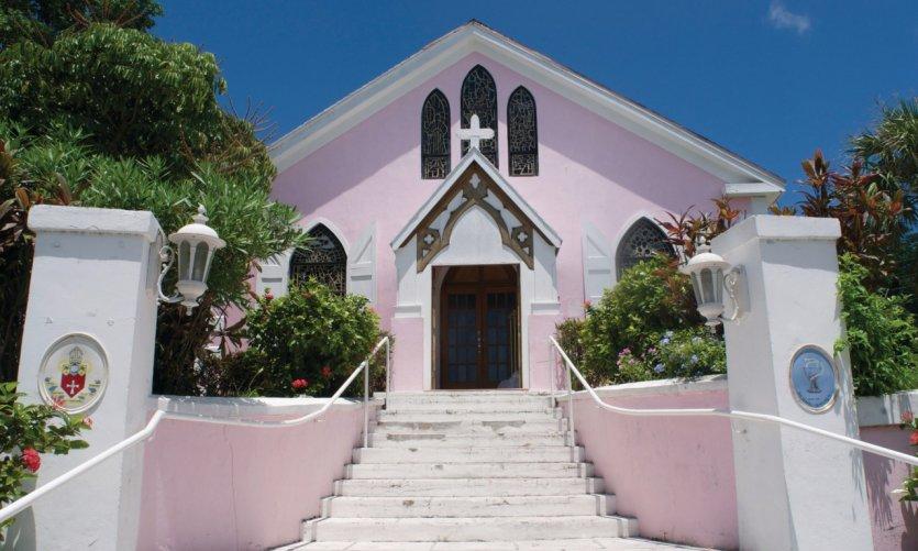 Église anglicane Saint John.