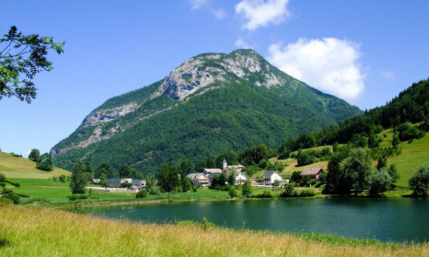 Lac de La Thuile.