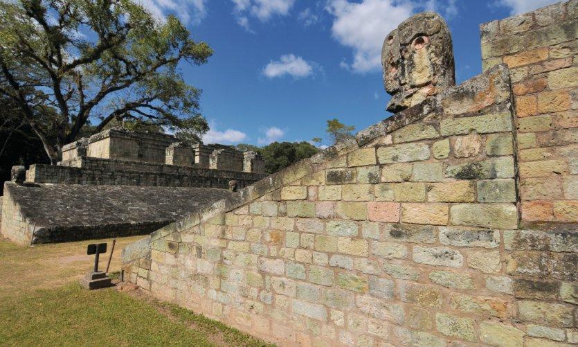 <p>Copán Ruinas.</p>