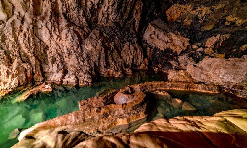 Cueva de la Suma.