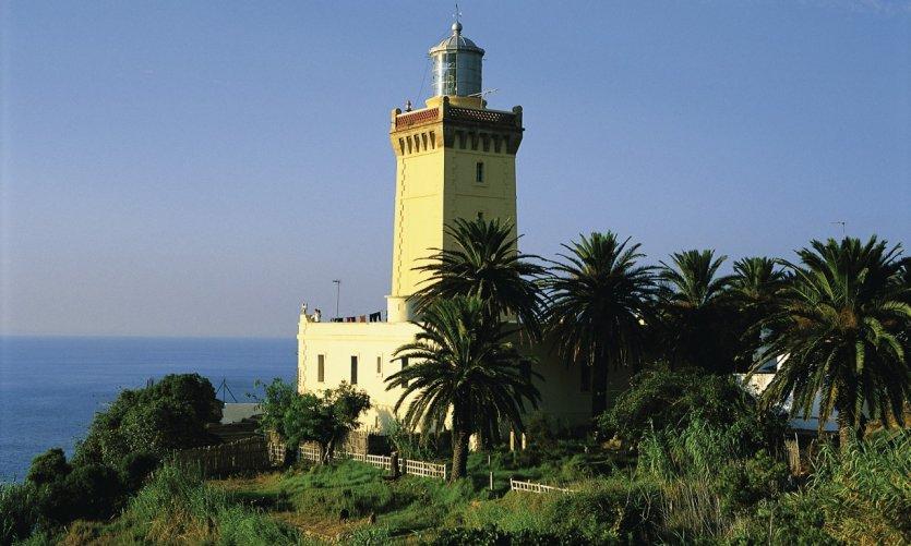 Phare del Cabo Spartel.