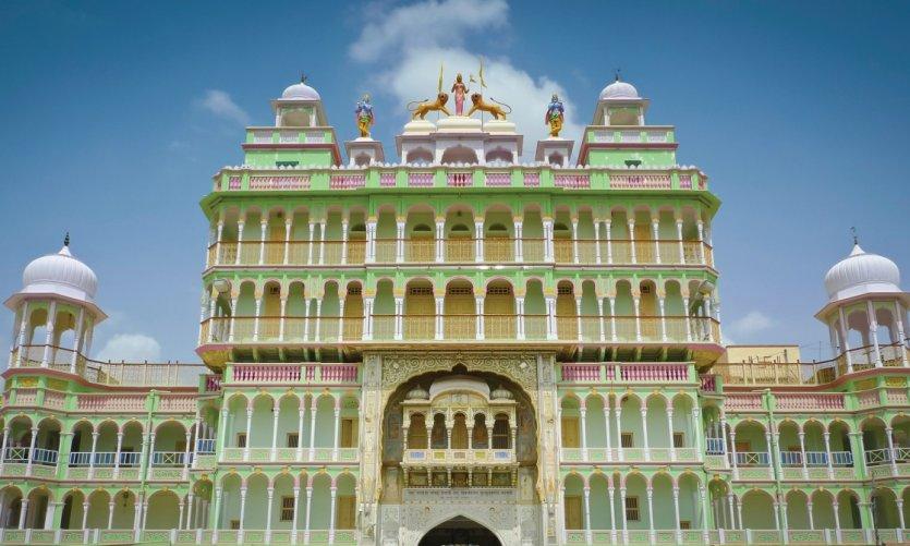 Temple de Rani Sati, Jhunjhunu.