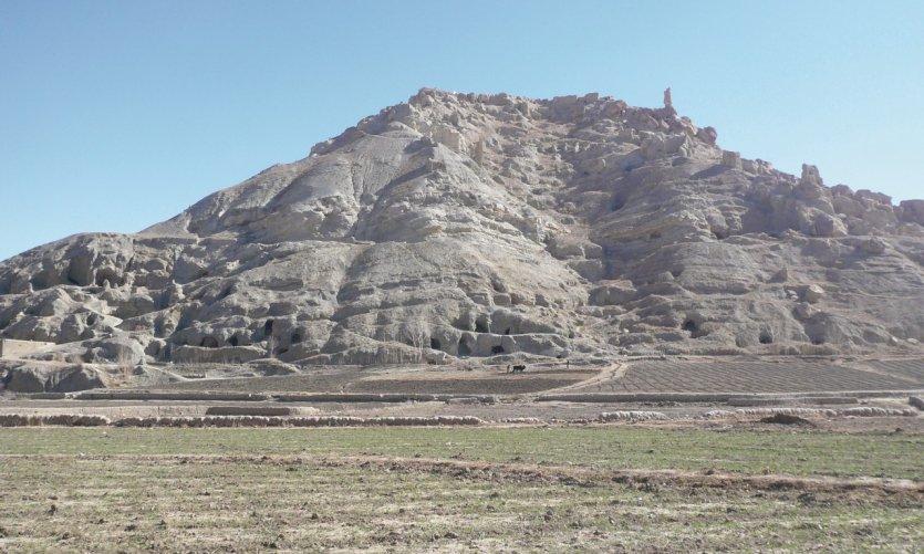 Citadelle de Shar-e-Gholgola.