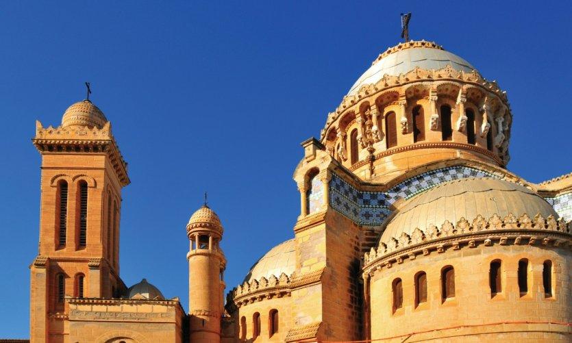 Basilique Notre-Dame d'Afrique, Alger.