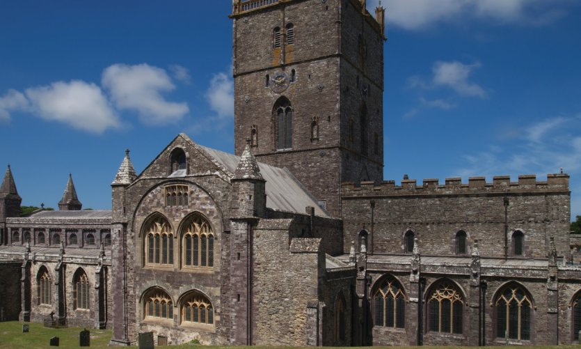 St.David's Cathedral