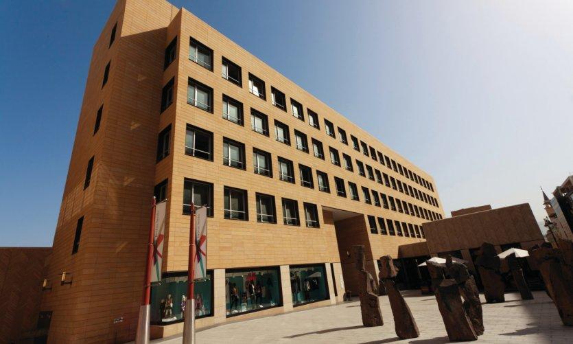 Les Souks de Beyrouth est un centre commercial moderne