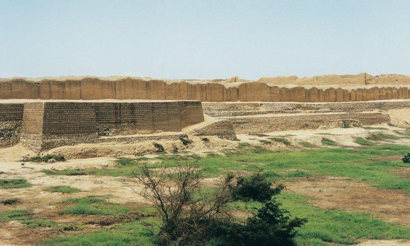 Yacimiento arqueológico.