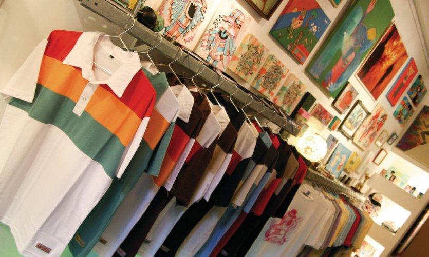 Le quartier de Palermo est aujourd'hui bien connu pour ses boutiques tendance.