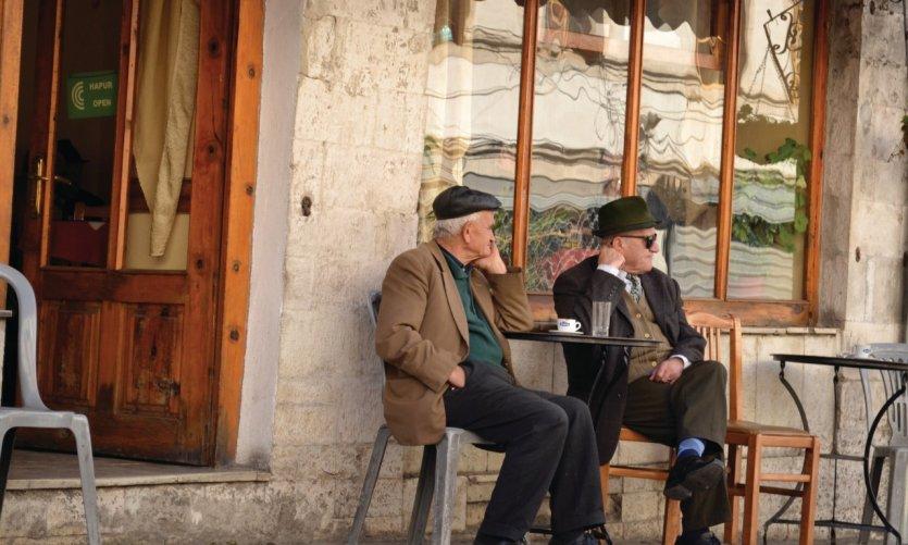 <p>City of Gjirokastra.</p>