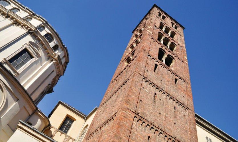 Clocher et Sanctuaire de la Consolata, Turin.