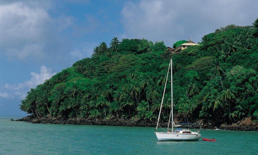 Île Royale.