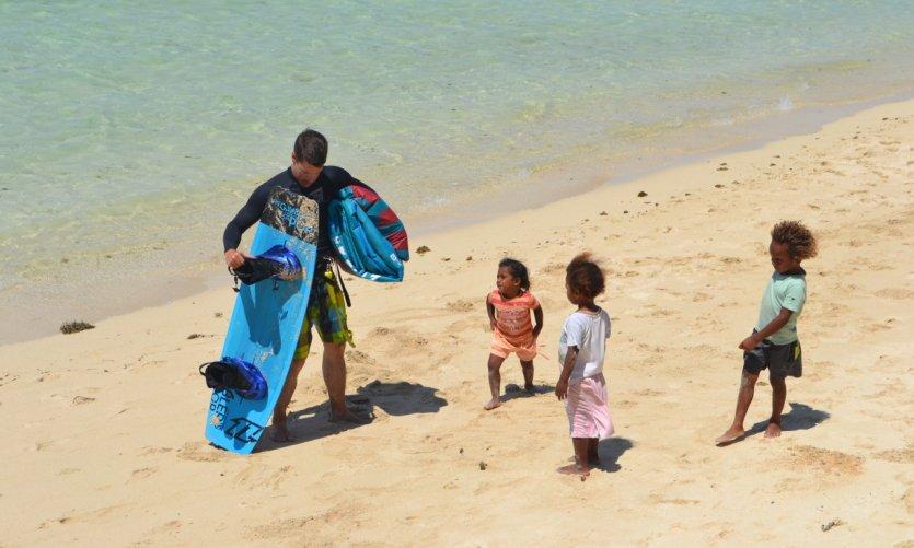 Fidji, paradis des activités nautiques.