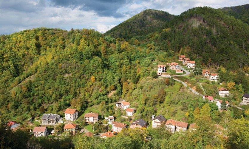 Ville de Srebrenica.