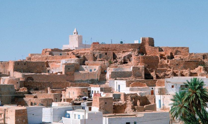 Village de Tamezret.