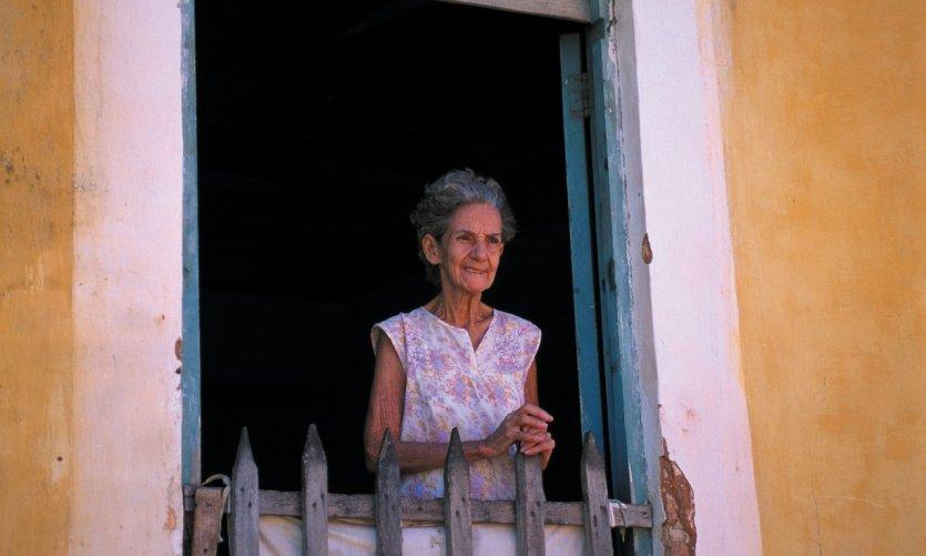 Habitante de Trinidad.