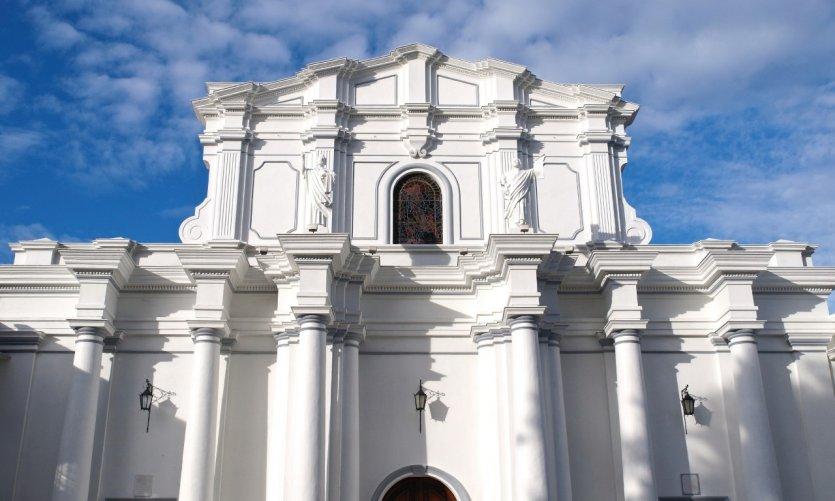 Popayan, ou la ville blanche de Colombie.