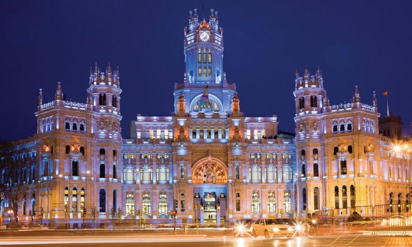 Short stay in Madrid
