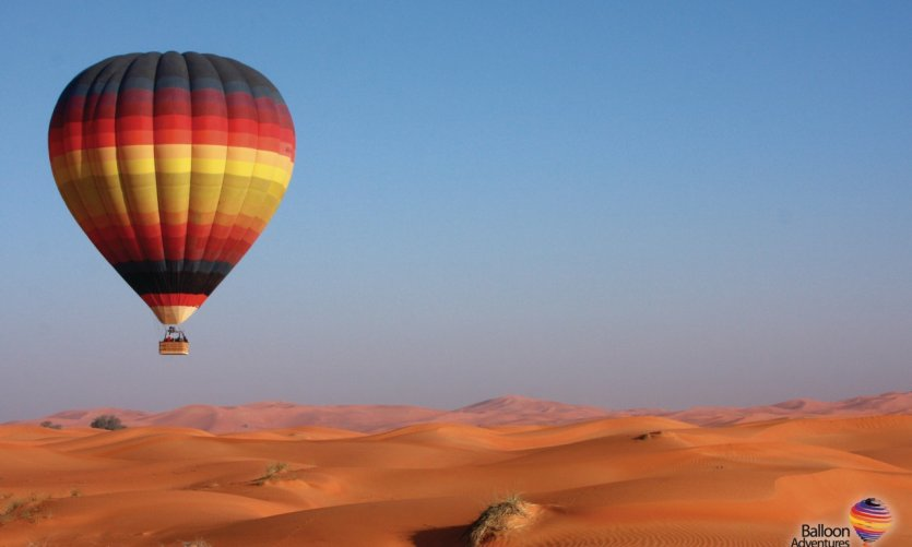 <p>Balloon Adventures Emirates</p>