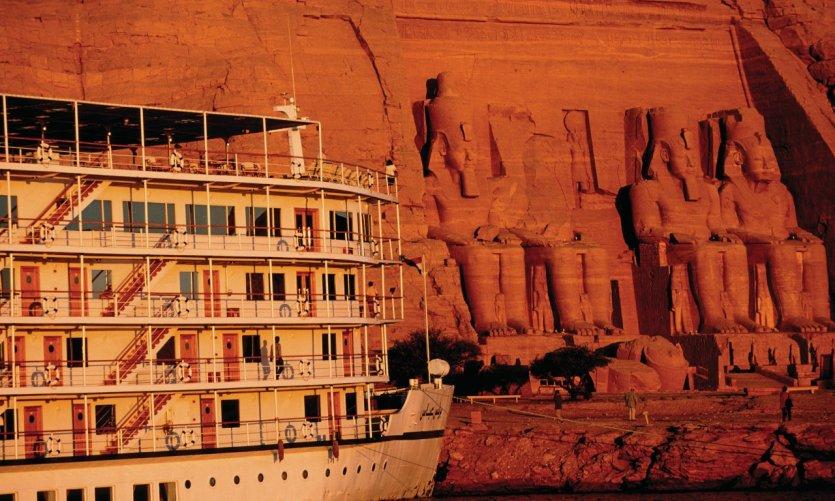 8 jours sur le Nil