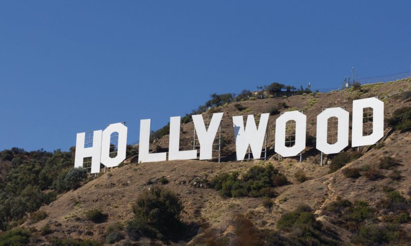 <p>Hollywood.</p>