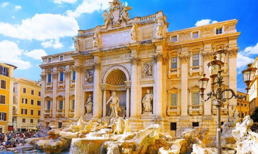 Baroque weekend in Rome
