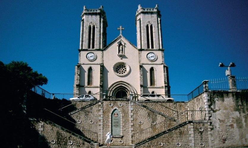 Cathédrale Saint-Joseph de Nouméa.