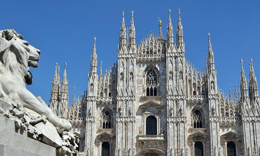 Escale à Milan