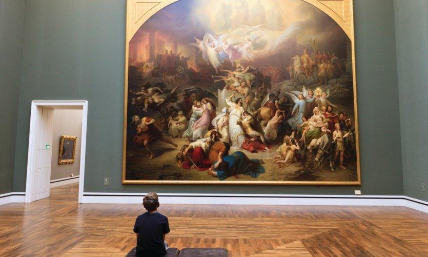 Neue Pinakothek.