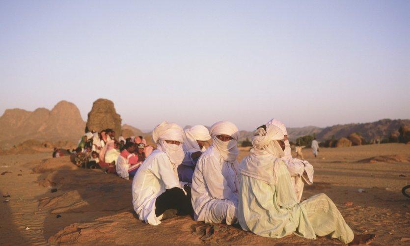 <p>tuareg</p>